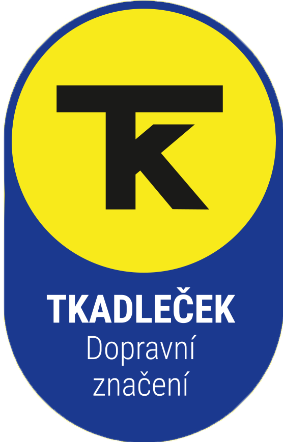 Tkadleček dopravní značení